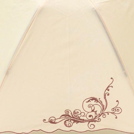 晴雨兼用 オリエンタル柄ショート折畳み日傘