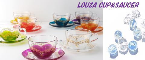 ルーザ カップ&ソーサー