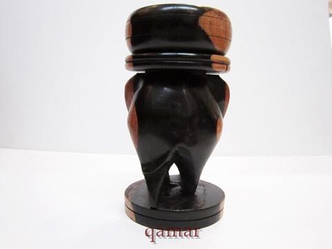 黒檀 灰皿 Type A