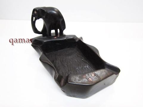 黒檀 灰皿 Type B