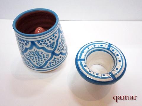 モロッコ セラミックアシュトレイ